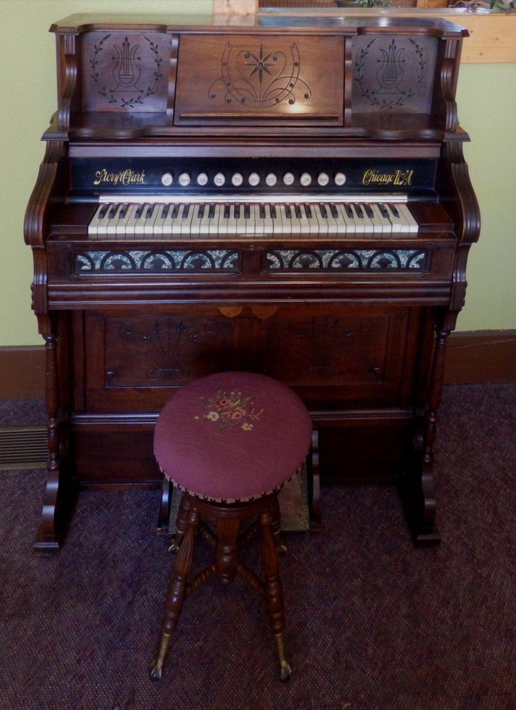Antique 1890's Story & Clark Pump Organ by BSBafArtsAntiques