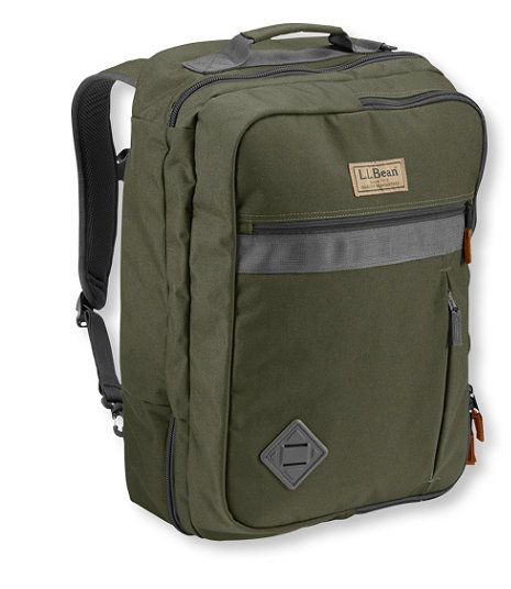Continental Travel Pack: $149; Use as a backpack or shoulder bag ...