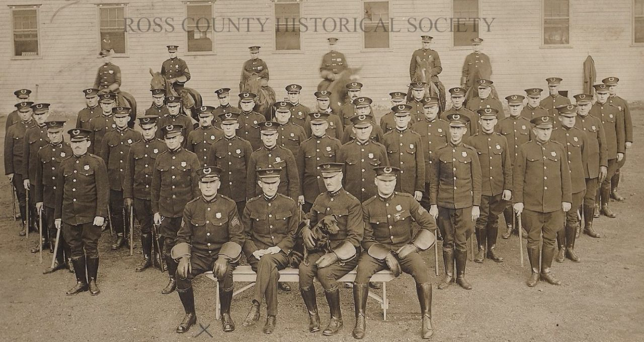Rosscountyhistoricalsociety Historical Society Historical Police Department