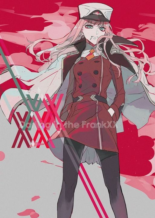 The Background of Anime [2] - Darling in The Franxx