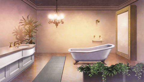 diplomatic suite bathroom on terra space story episode rh pinterest com