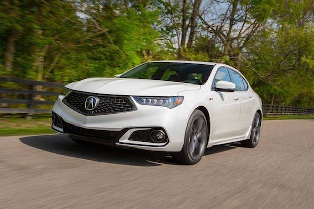 Best Of Acura Tlx 2018 Release Date