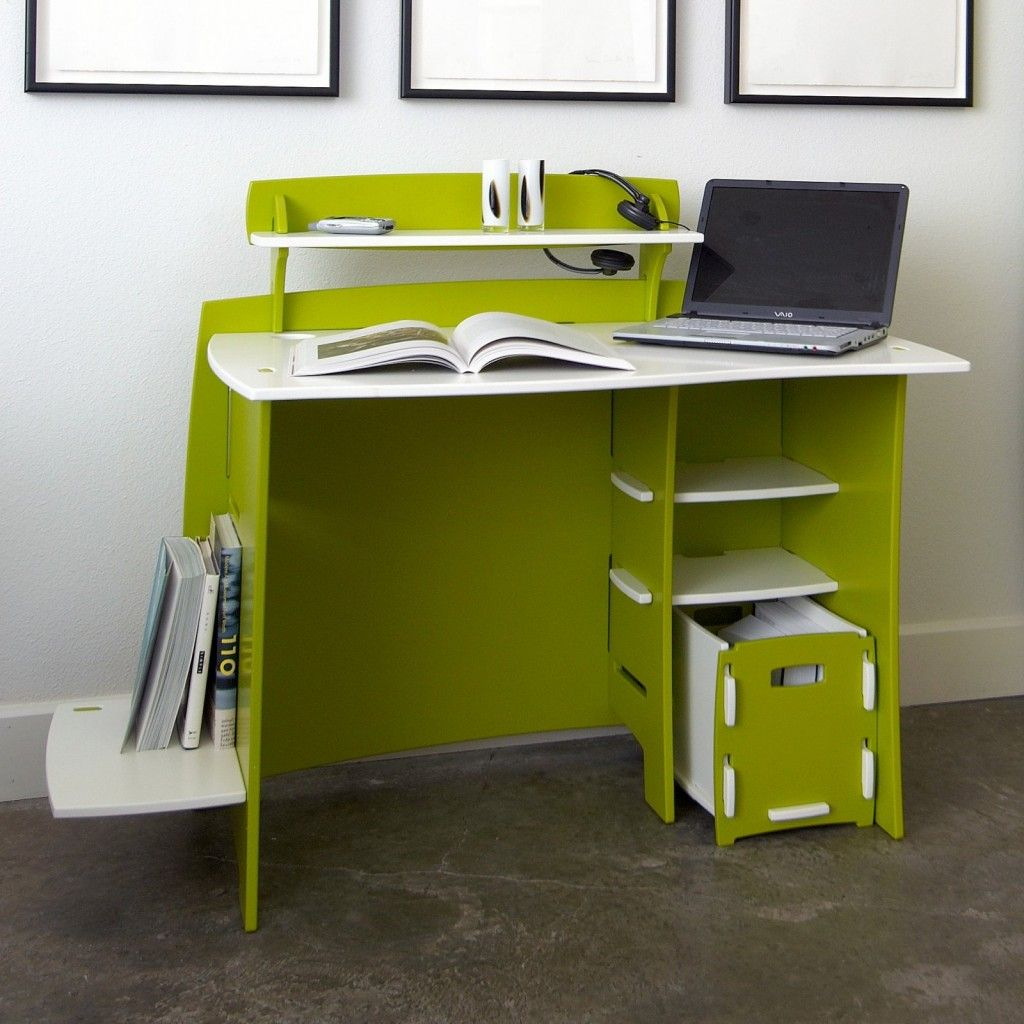 modern study desk - Contemporary Desk Designs