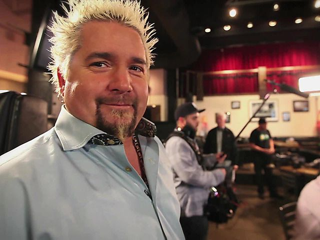 behind the scenes with guy fieri field production video food network
