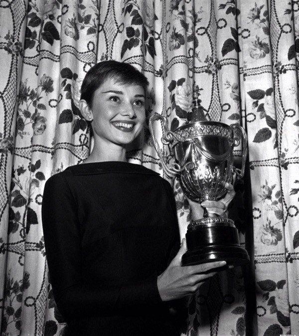 The beautiful,classy Audrey Hepburn..