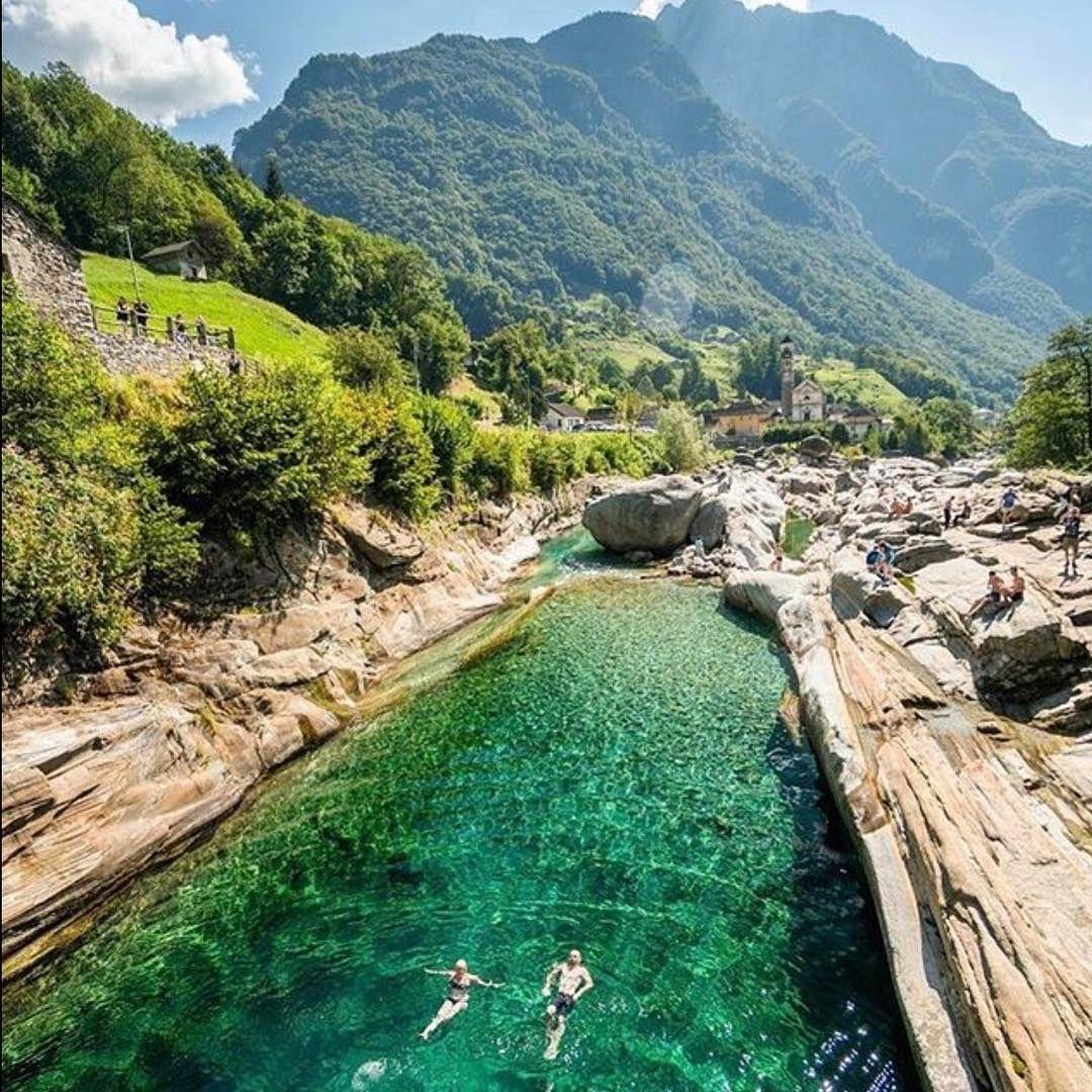 Amazing Places To Stay Switzerland: Lavertezzo, Switzerland