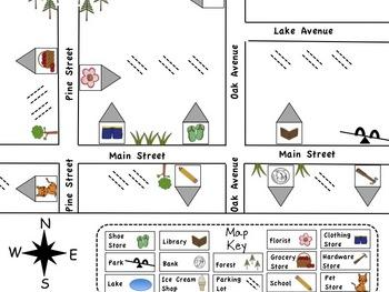 Map Pack | Education | Teaching maps, 3rd grade social ... Map Comp Symbol on mod symbols, power symbols, crane symbols, sport symbols, baltimore symbols, cd symbols, race symbols, state symbols, real symbols, cook symbols,