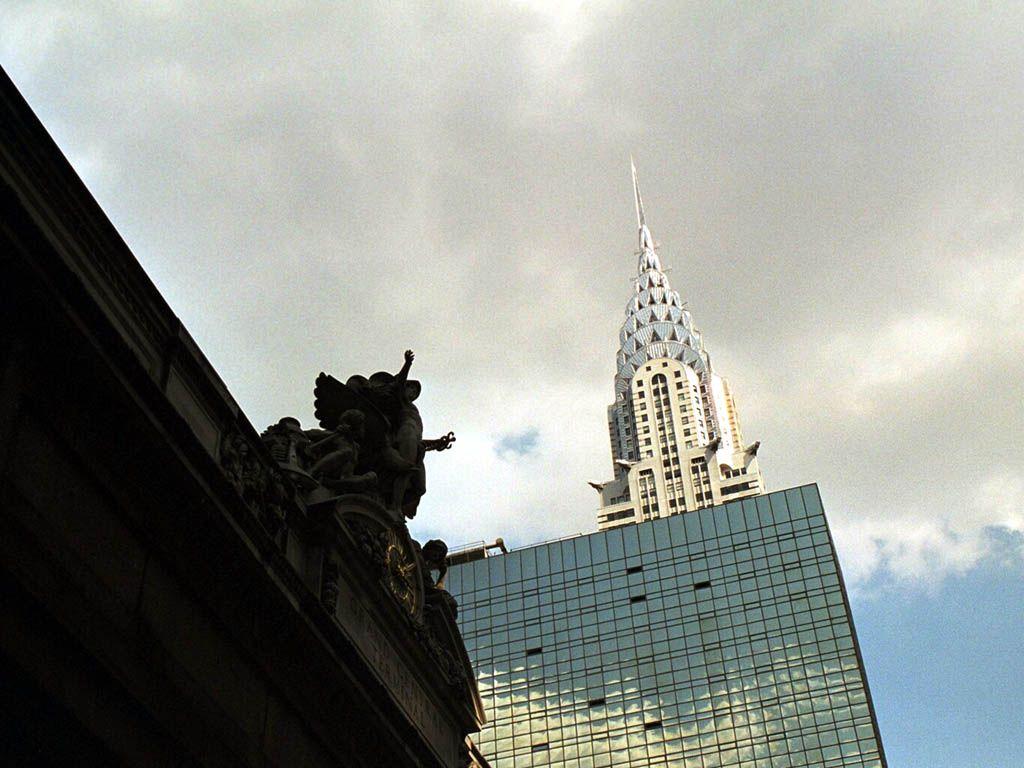 NYC. Grand-Central + Hyatt+ Chrysler // ATPM 7.01