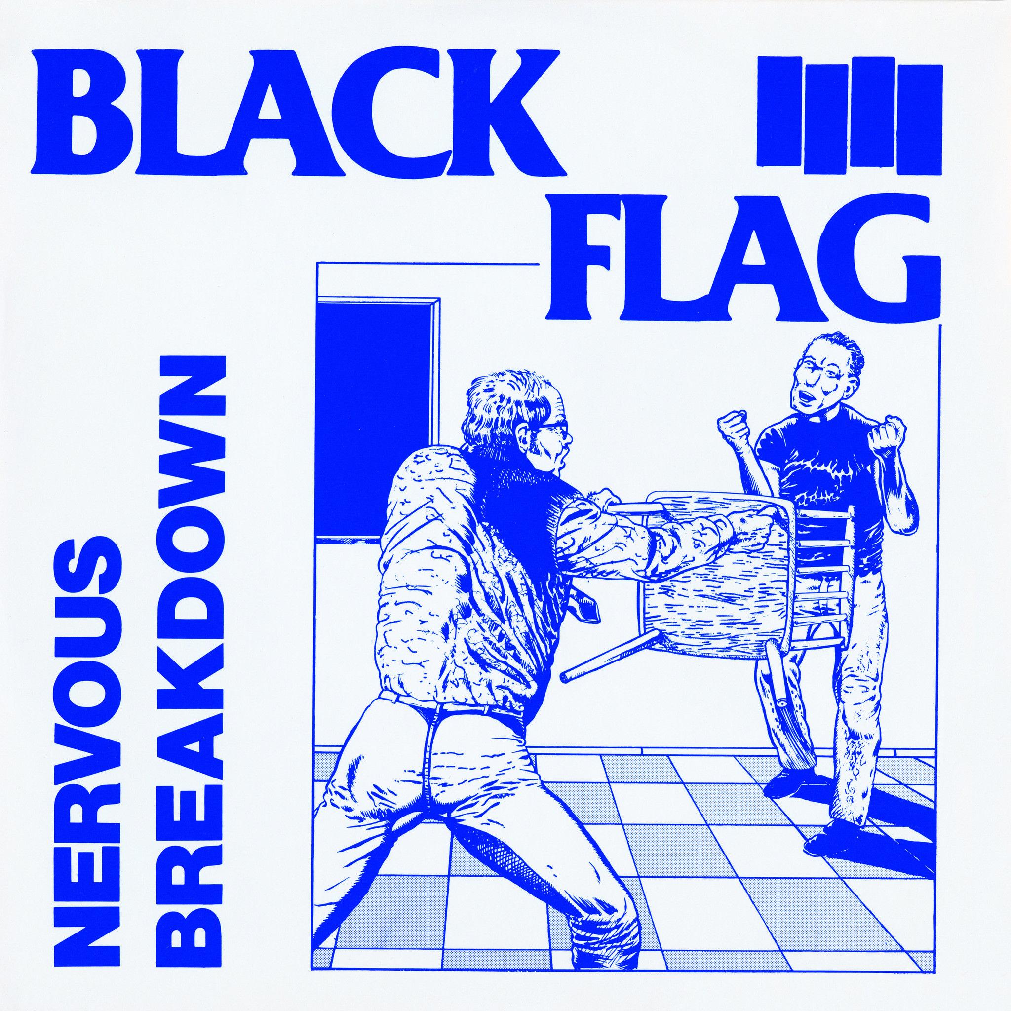 Image result for black flag album covers D I A G R A M A R