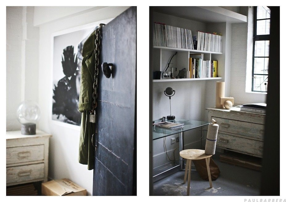 10x Open Boekenplanken : Studio toogood design london : where they create by paul barbera