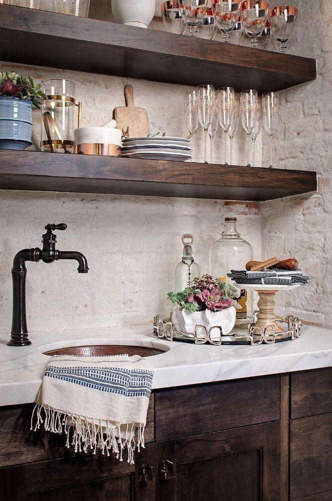 Luxury Wet Bar Sink Sizes