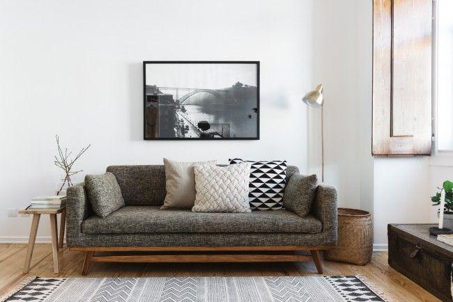 Stijlvol minimalistisch appartement in lissabon met scandinavisch