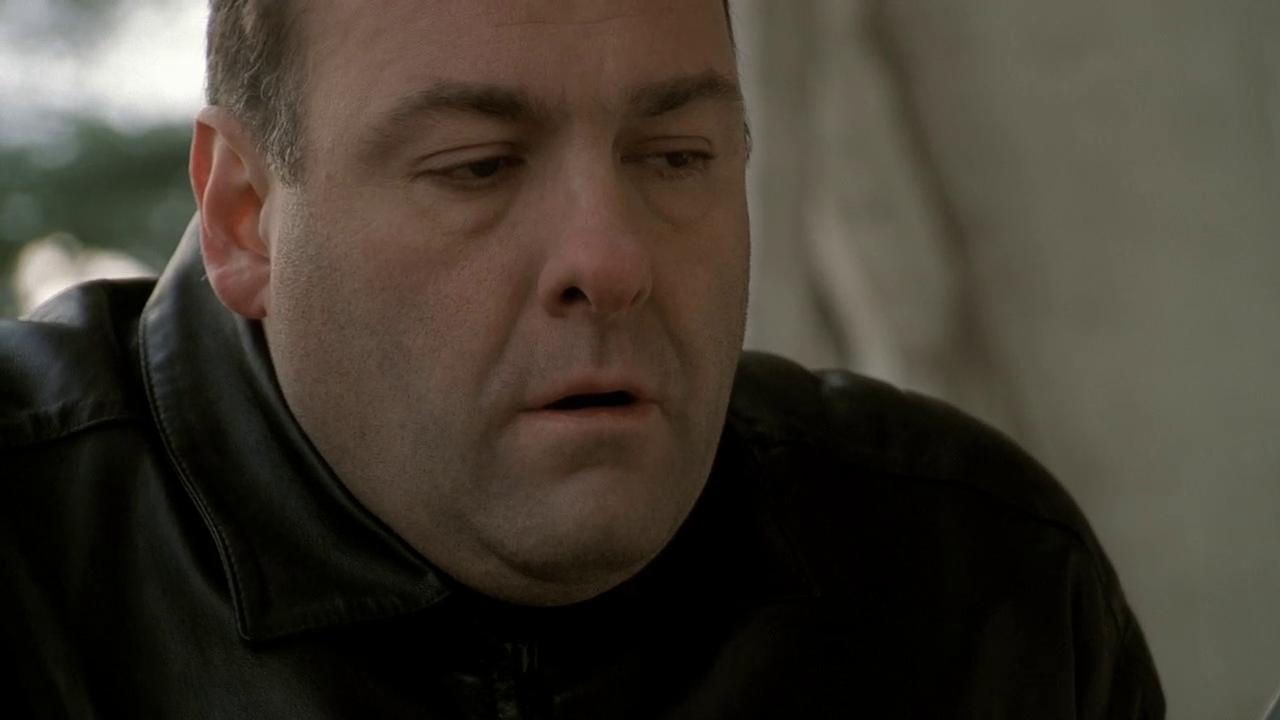 The Sopranos: Season 5, Episode 13 All Due Respect (6 Jun. 2004) James Gandolfini , Tony Soprano