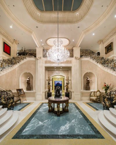 This 195m Beverly Hills Estate Is America S Newest Most Expensive Home Expensive Houses House Houses In America
