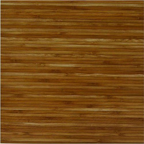 12 X 12 Wood Bamboo Vinyl Floor Tiles 20 Pcs Self Adhesive