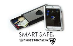 The World S Coolest Business Card Holder Smart Armor Tech Register Today Stock Marketbusiness
