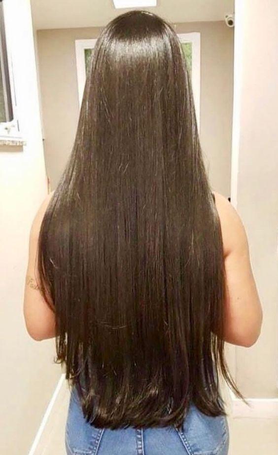 Como Fazer Óleo Caseiro Para Fortalecer o Cabelo! #cabelos