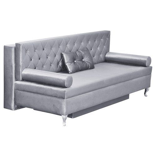 Hy Barok Glamour 3 Seater Sofa Bed
