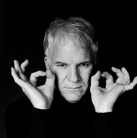 """""""Be so good, they can't ignore you."""" - Steve Martin"""