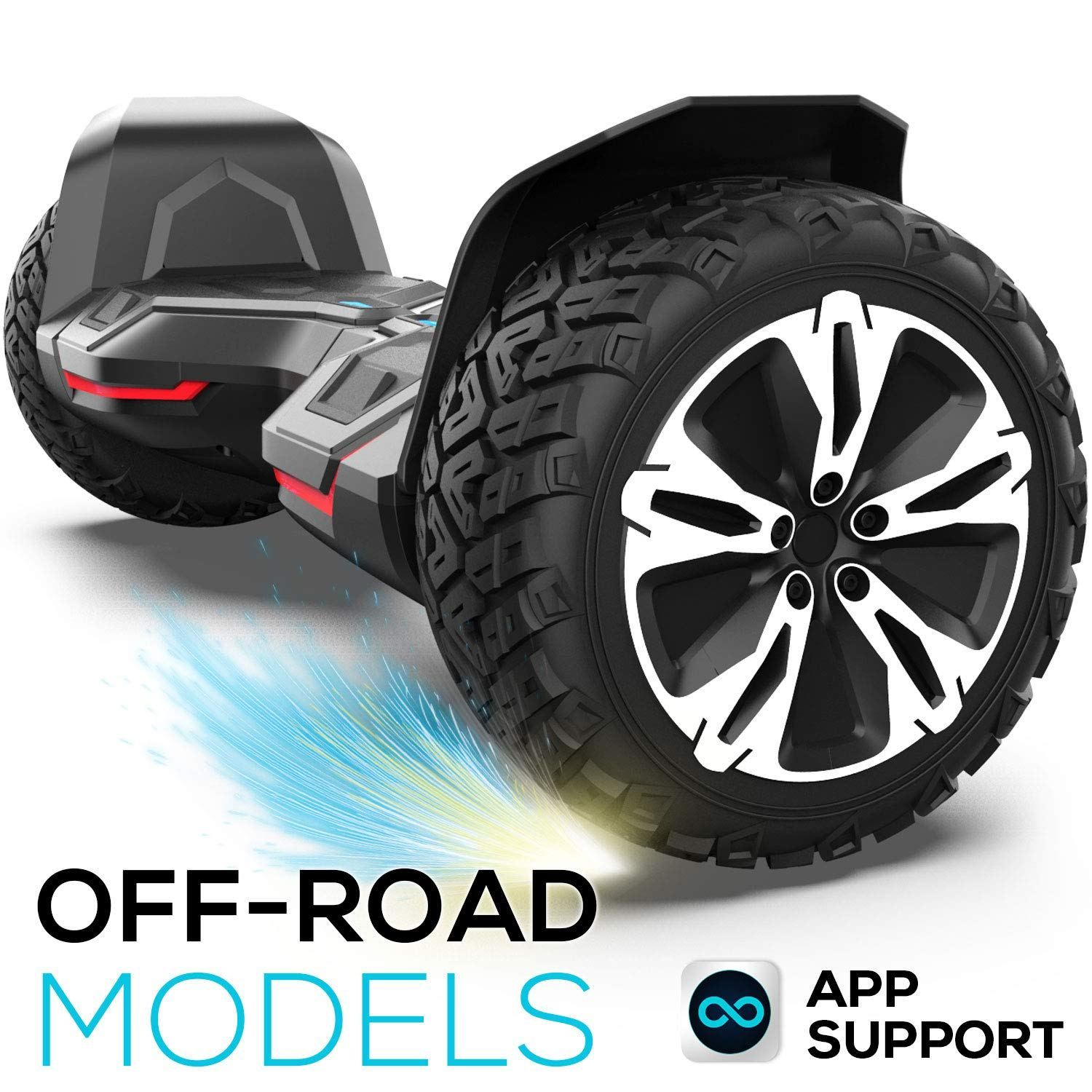 Hoverboard Off Road All Terrain Hoverboard with 8.5 inch