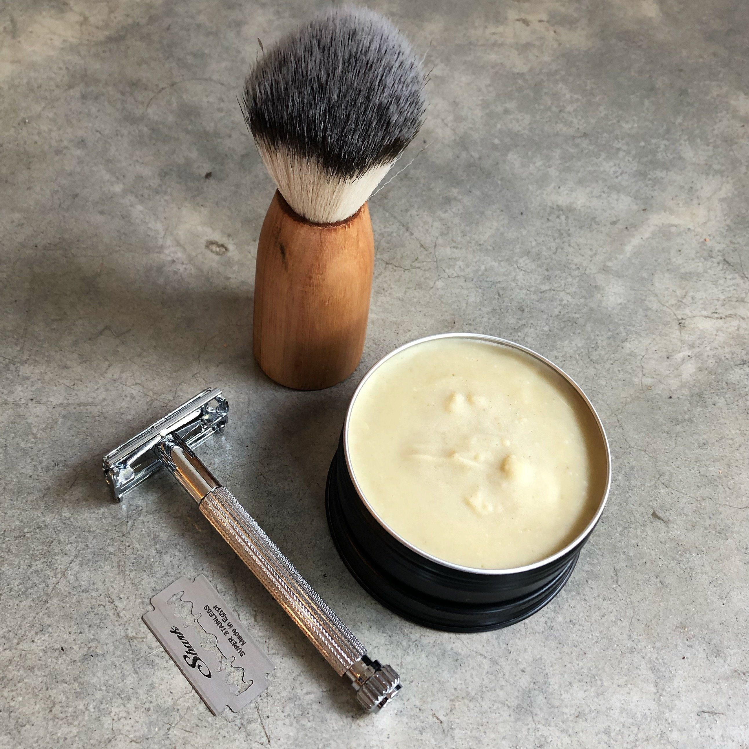Shave ekokit (Vegan) Our Shave ekokit contains all you