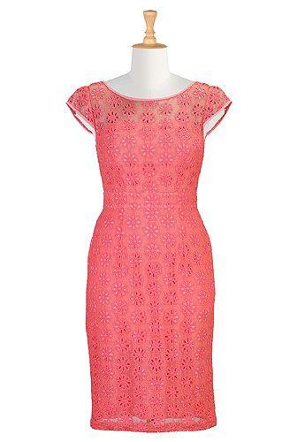 I <3 this Heather dress from eShakti