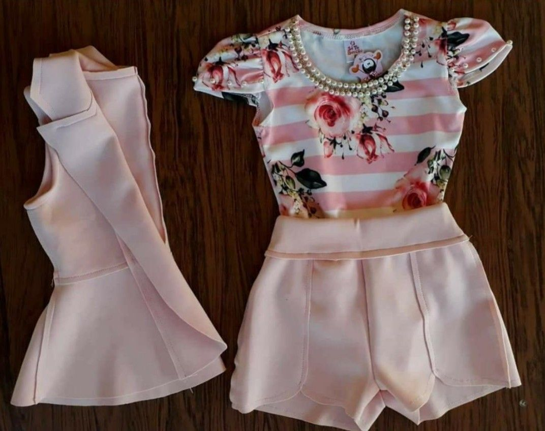 Pin de Aline Braga em Moda infantil  bb1a3fd750a