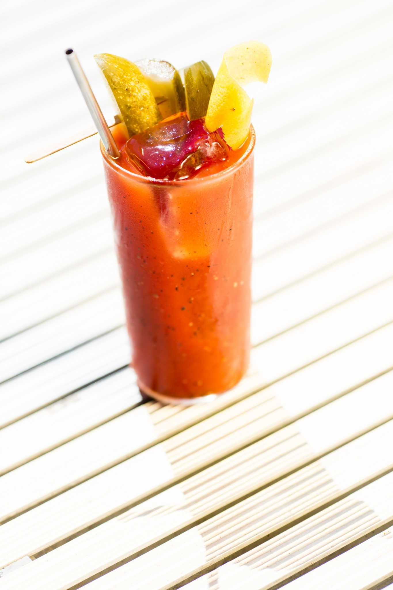 Looking for the perfect #brunch cocktail? You'll want to sip on this sangria at S.F.'s Bar Agricole.