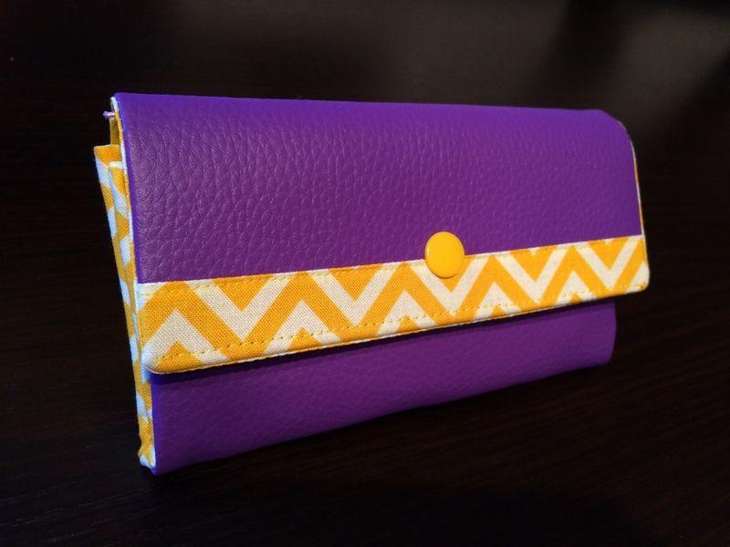 Geldbeutel, Geldbörse, Portemonnaies von Sewing Love auf DaWanda.com