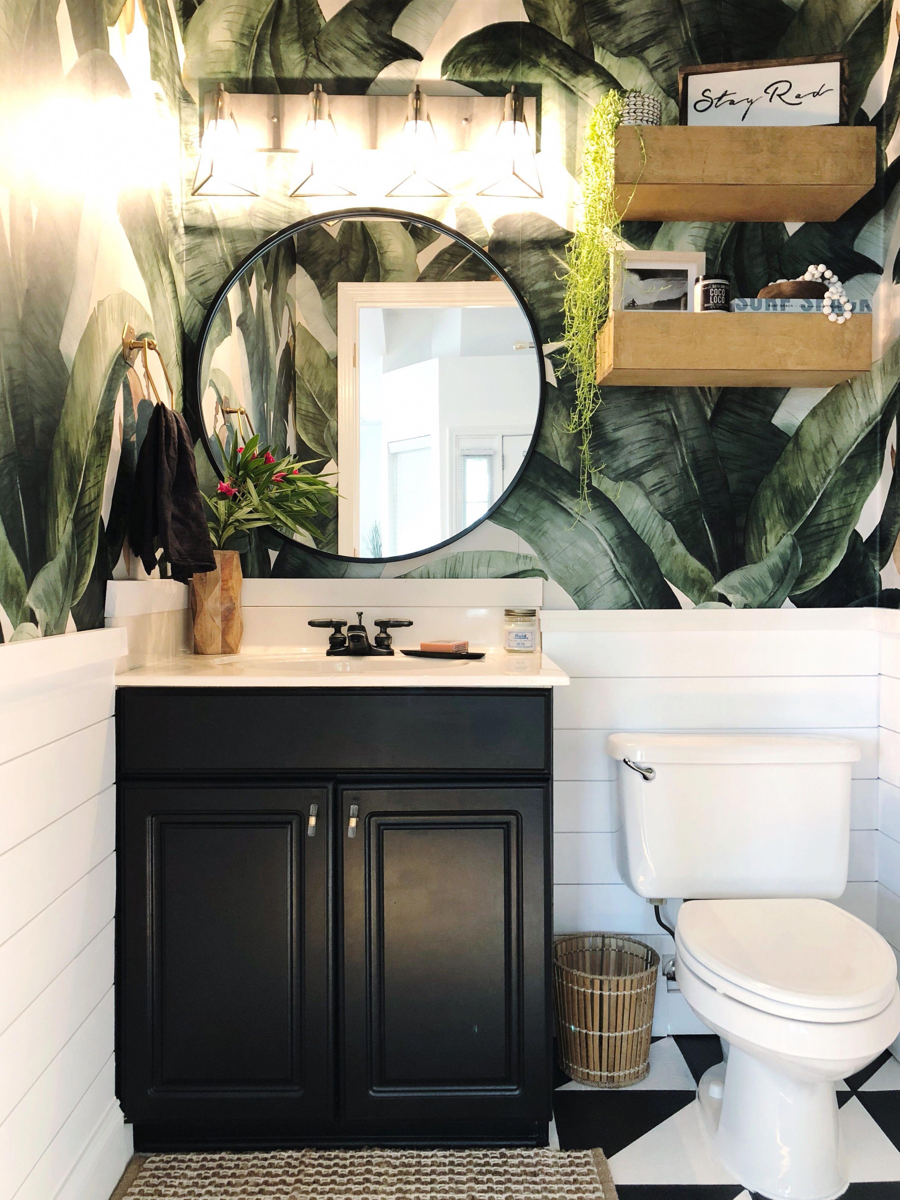 2018 Bathroom Remodel One Room