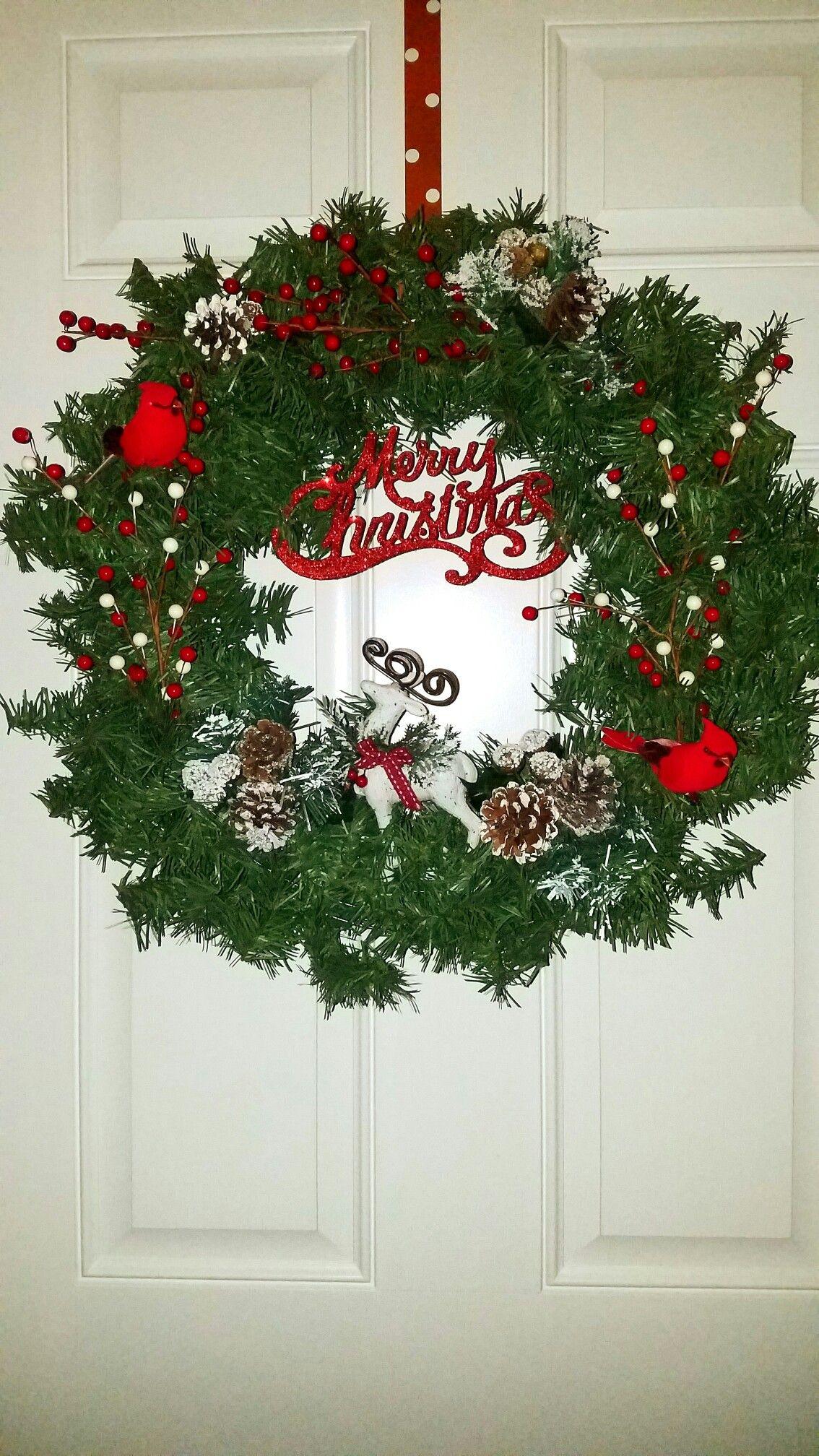 Pin by Linda Mondon Gibson on Christmas Wreaths