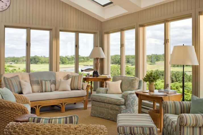 Lovely Sunroom Decorating Ideas Photos