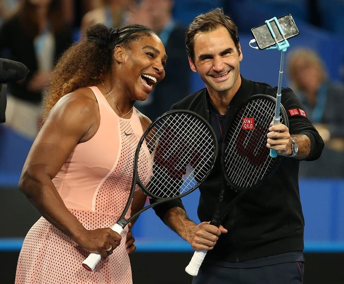 Pin On Aaroger Federer