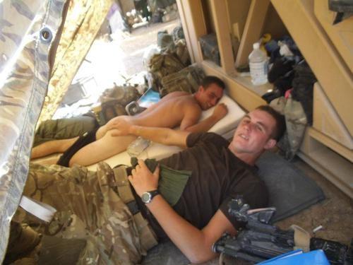 Military tumblr gay