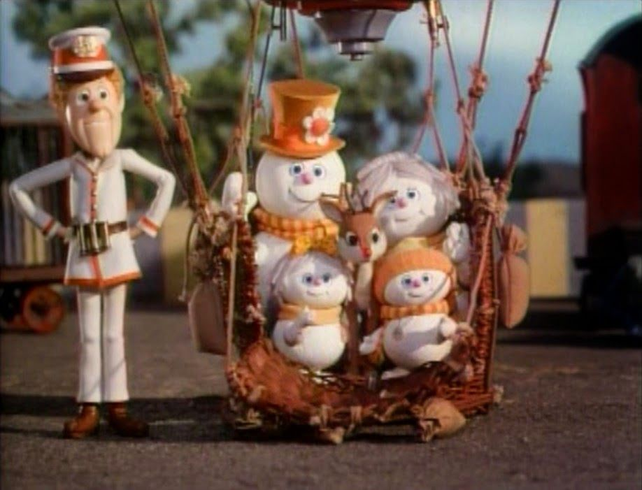 Rudolph And Frosty's Christmas In July Christmas movie