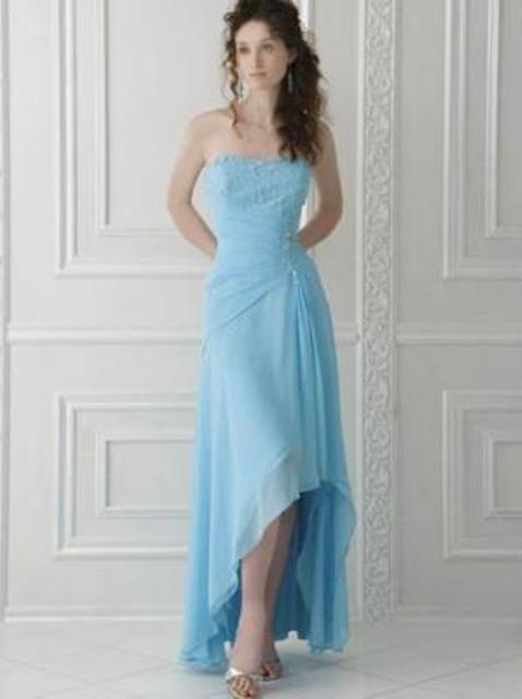 cd0ca6385f Vestido Celeste 4