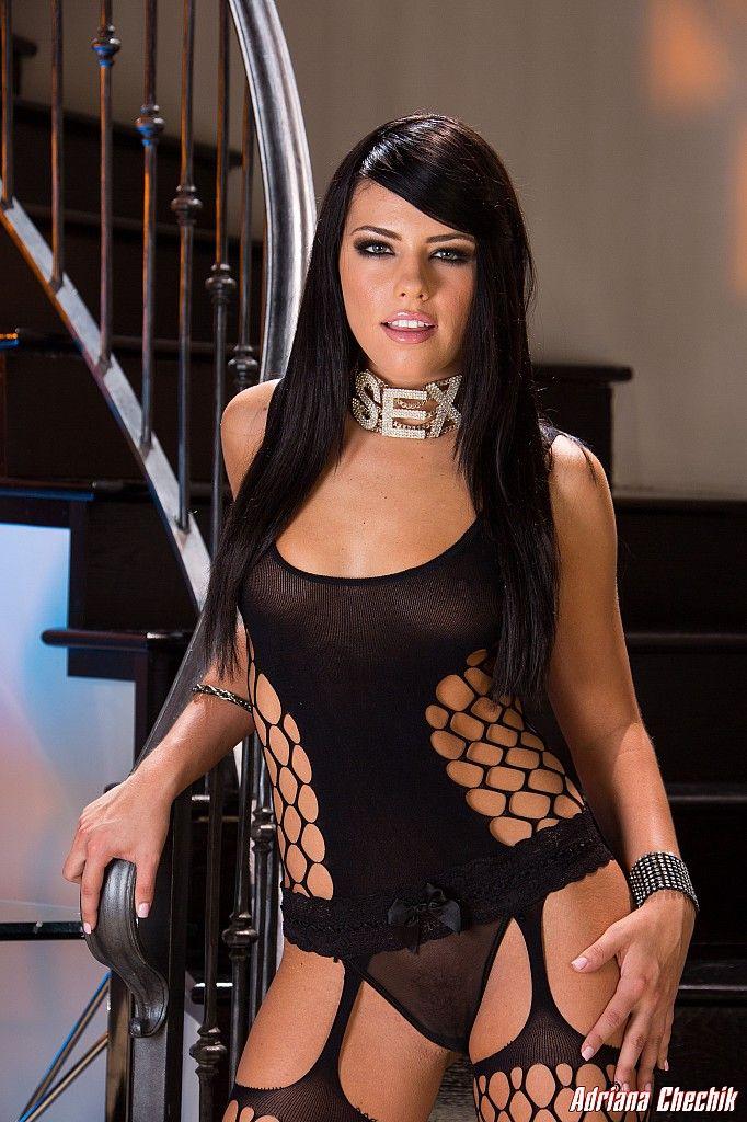 Adriana chechik and bibi black | Porn pics)