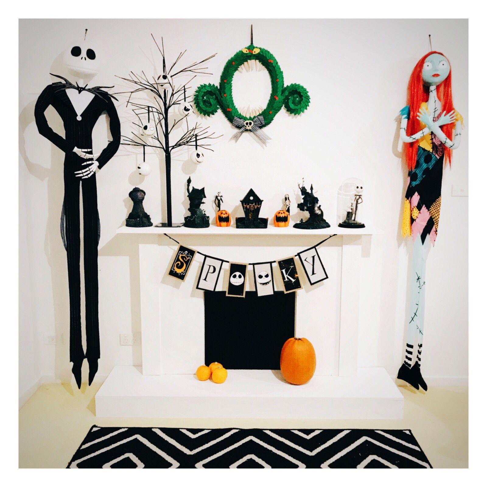 Home Style Nightmare before christmas, Halloween