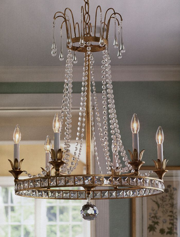 Crystal Chandeliers – Candle Crystal Chandelier