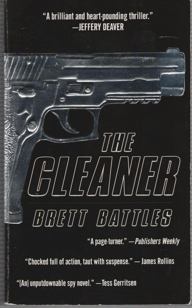 the cleaner battles brett