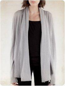 Cute fair-trade gray wrap from SET Boutique!