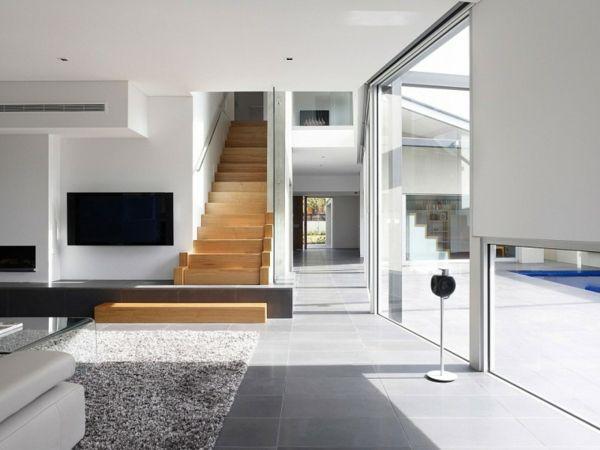 Moderne treppen inspirierende ideen f r das interior ihres for Innendekoration potsdam