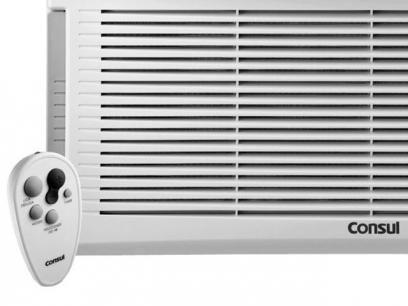 Ar Condicionado De Janela Consul 12000 Btus Quente Frio