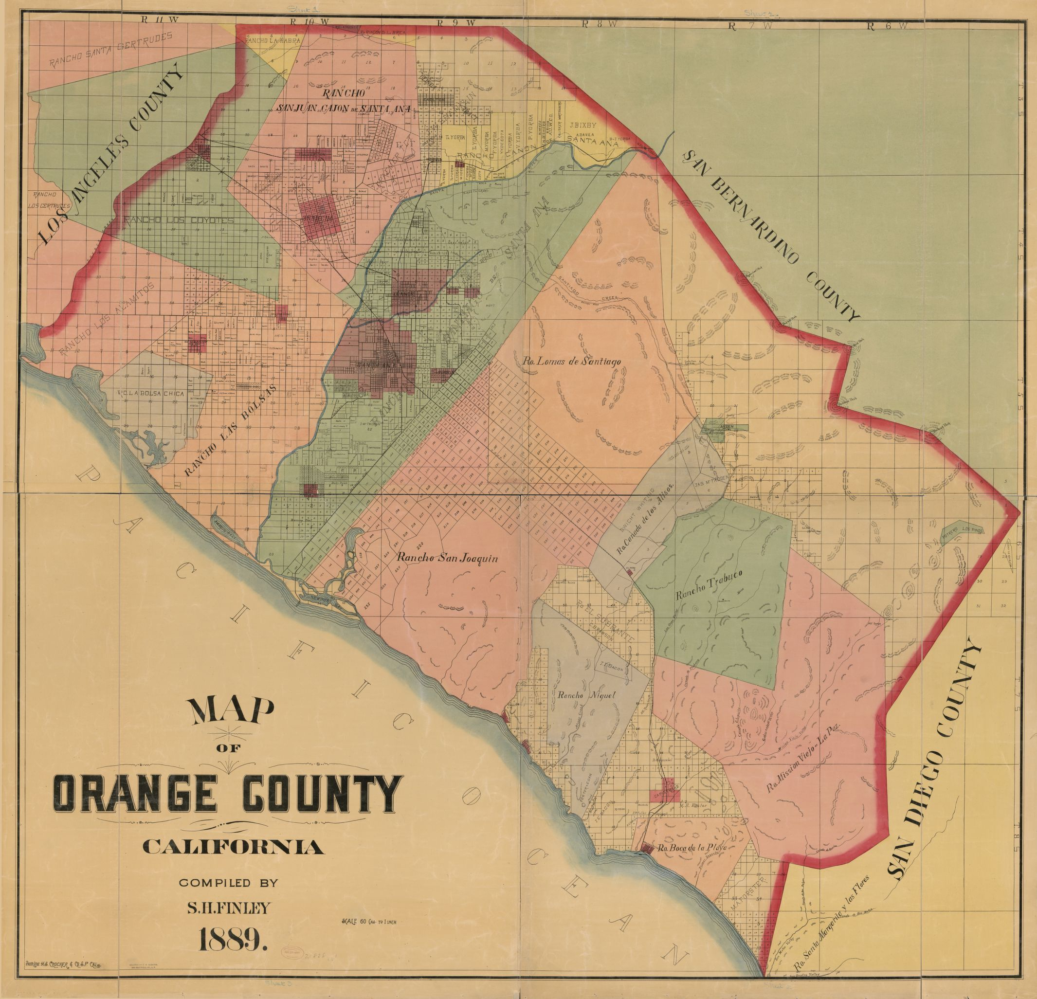 Map Orange County CA Defaultjpg Downloads - Ca maps