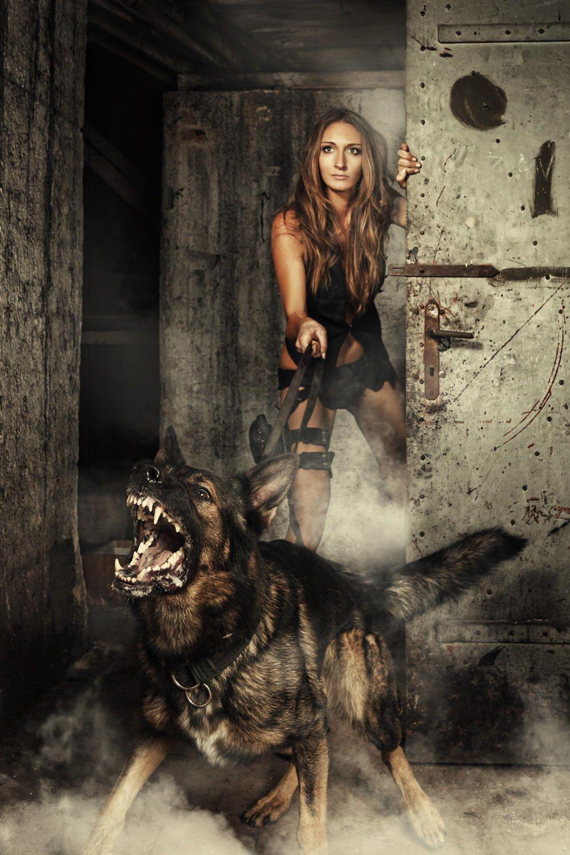 Beware of dog! by Michal Vítek on 500px