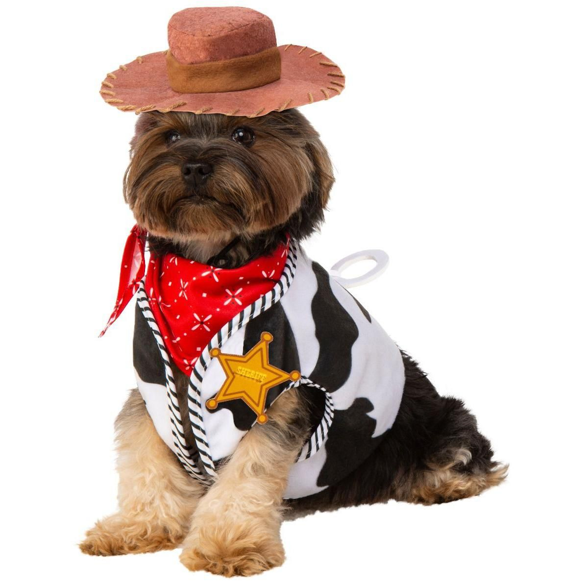 Toy Story Woody Dog Costume Accessories By Rubies Dog Halloween