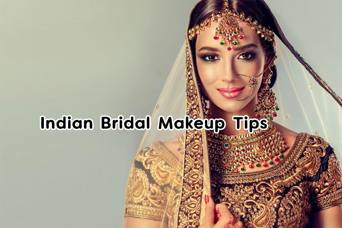 Pin By Satvikya T On Beautytips Bridal Makeup Tips Indian Skin Makeup Bridal Makeup