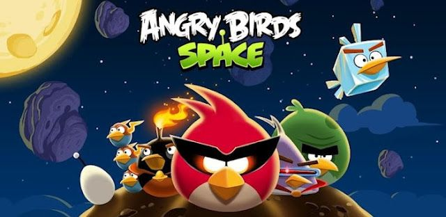 Angry Birds Space enfin dispo en téléchargement iOS Android