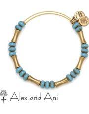 ASOS Fashion Finder | Alex and Ani Traveler Blue Raspberry Bangle