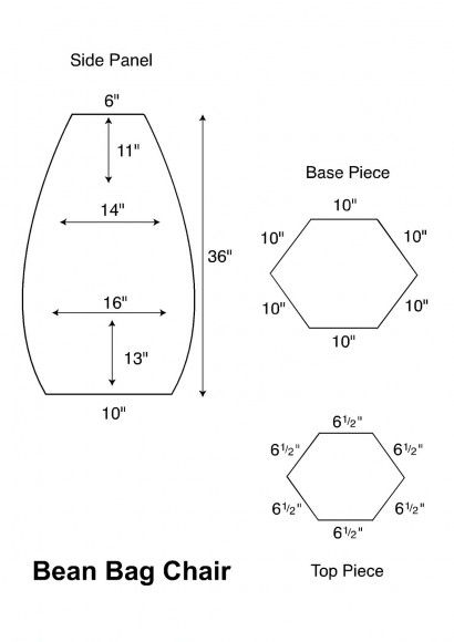 Bean Bag Pattern
